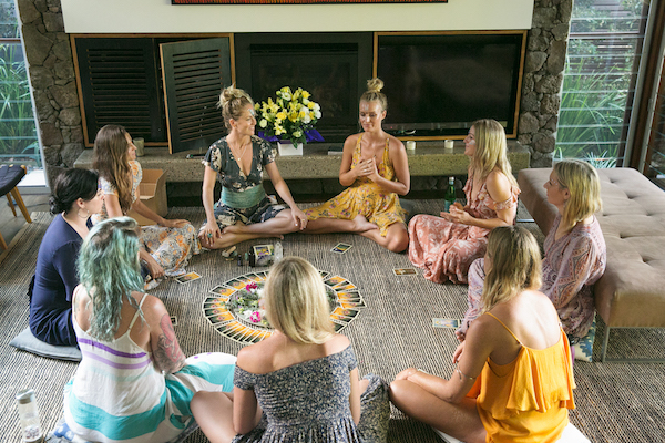 Women's Circles, Retreat, Intention