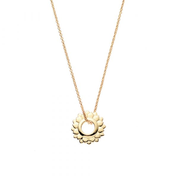 Crown Chakra, Necklace, Gold Jewellery