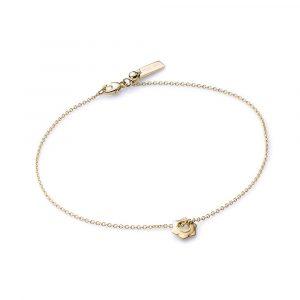 Charm Bracelet, Gold, Jewellery