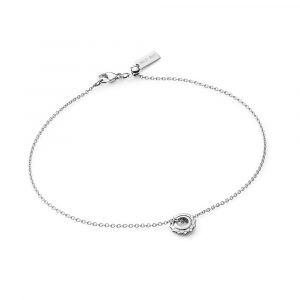 Charm Bracelet, Silver, Jewellery
