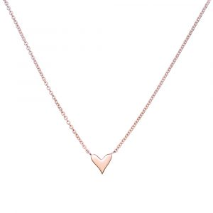 rose gold heart necklace, Online, Jewellery, Heart Necklace