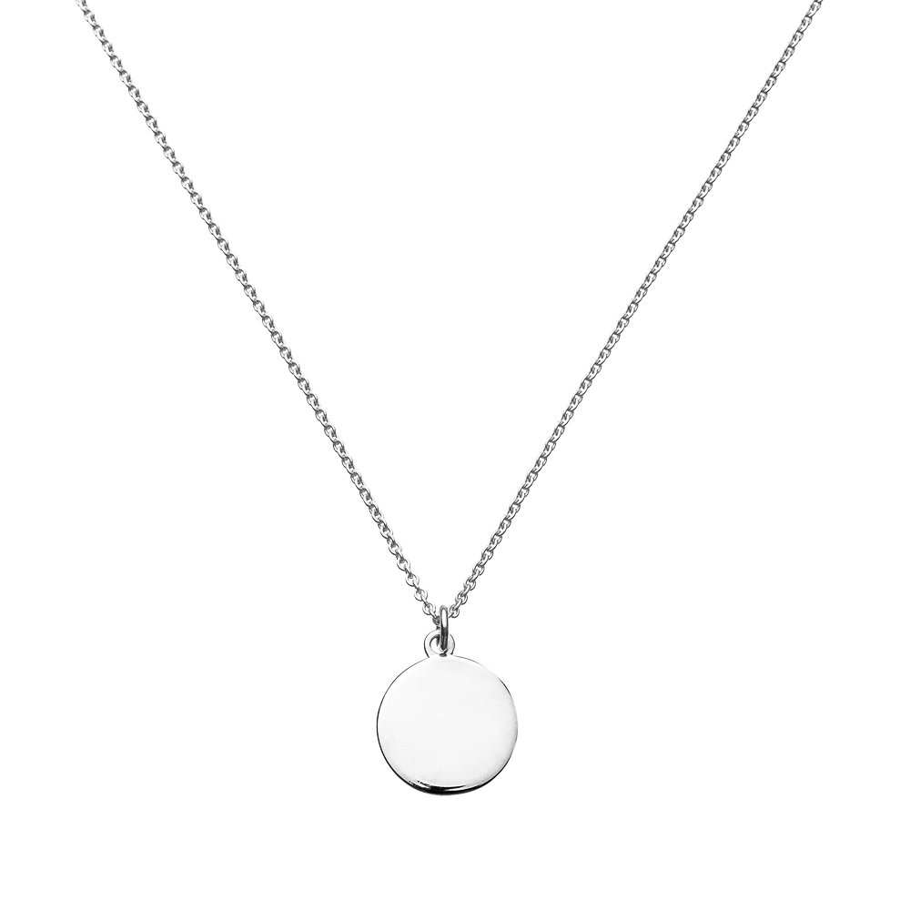 Necklaces online gold silver necklaces australia violet gray blank pendant silver necklace jewellery aloadofball Gallery