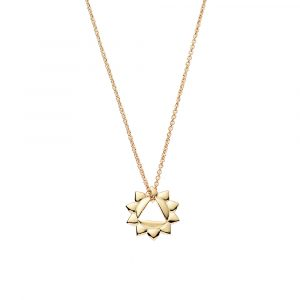 Online, Jewellery, Gold Necklace, Chakra