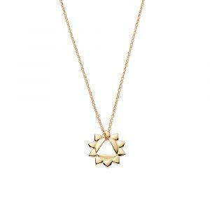 Solar Plexus Chakra Necklace, Online, Jewellery, Gold Necklace, Chakra