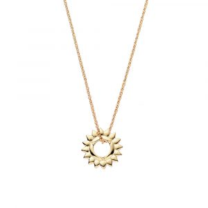 Chakra Necklace, Gold, Jewellery, Online