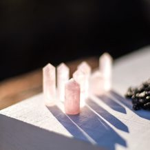 Rose Quartz, Crystal, Jewellery