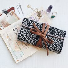 Travel, Jewellery Roll, Pouch