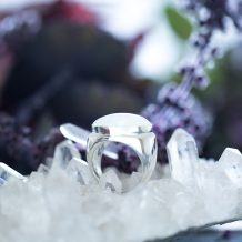 Moonstone Ring, Silver Ring, Jewellery