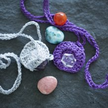 Crochet Necklace, Online