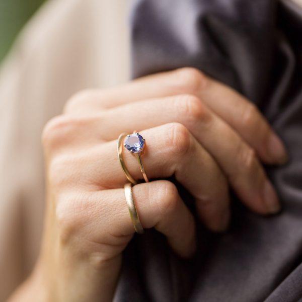 tanzanite ring, online