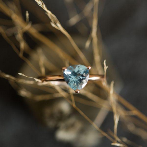 Aquamarine Ring, Jewellery online