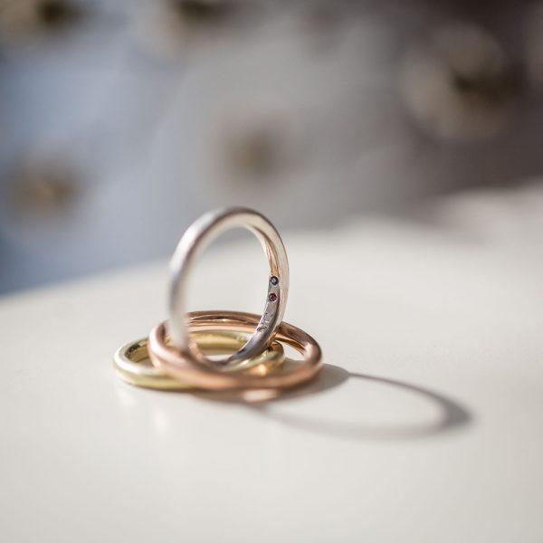 White-Gold-Band-Wedding-Ring