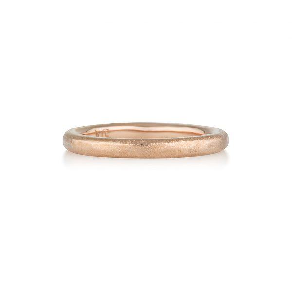 Rose-Gold-Band-Wedding-Ring