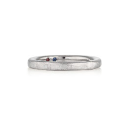 White-Gold-Band-Wedding-Ring