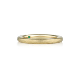 Yellow-Gold-Band-Wedding-Ring