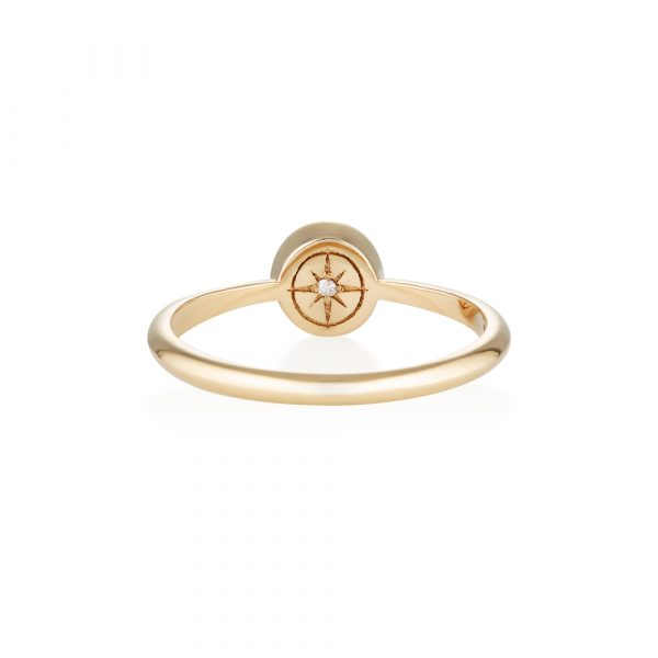 Gold Signet Ring, Jewellery Online