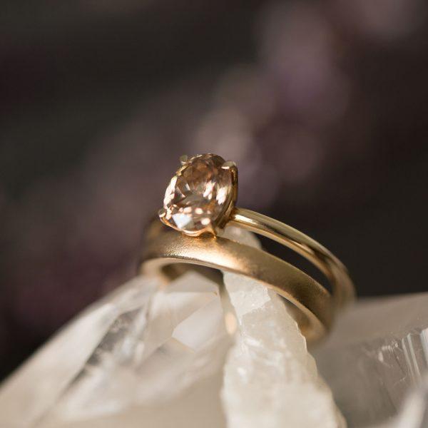 Hart, Zircon Ring